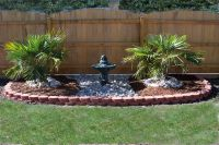 Decor & Tips: Beautiful Backyard Water Features For ...
