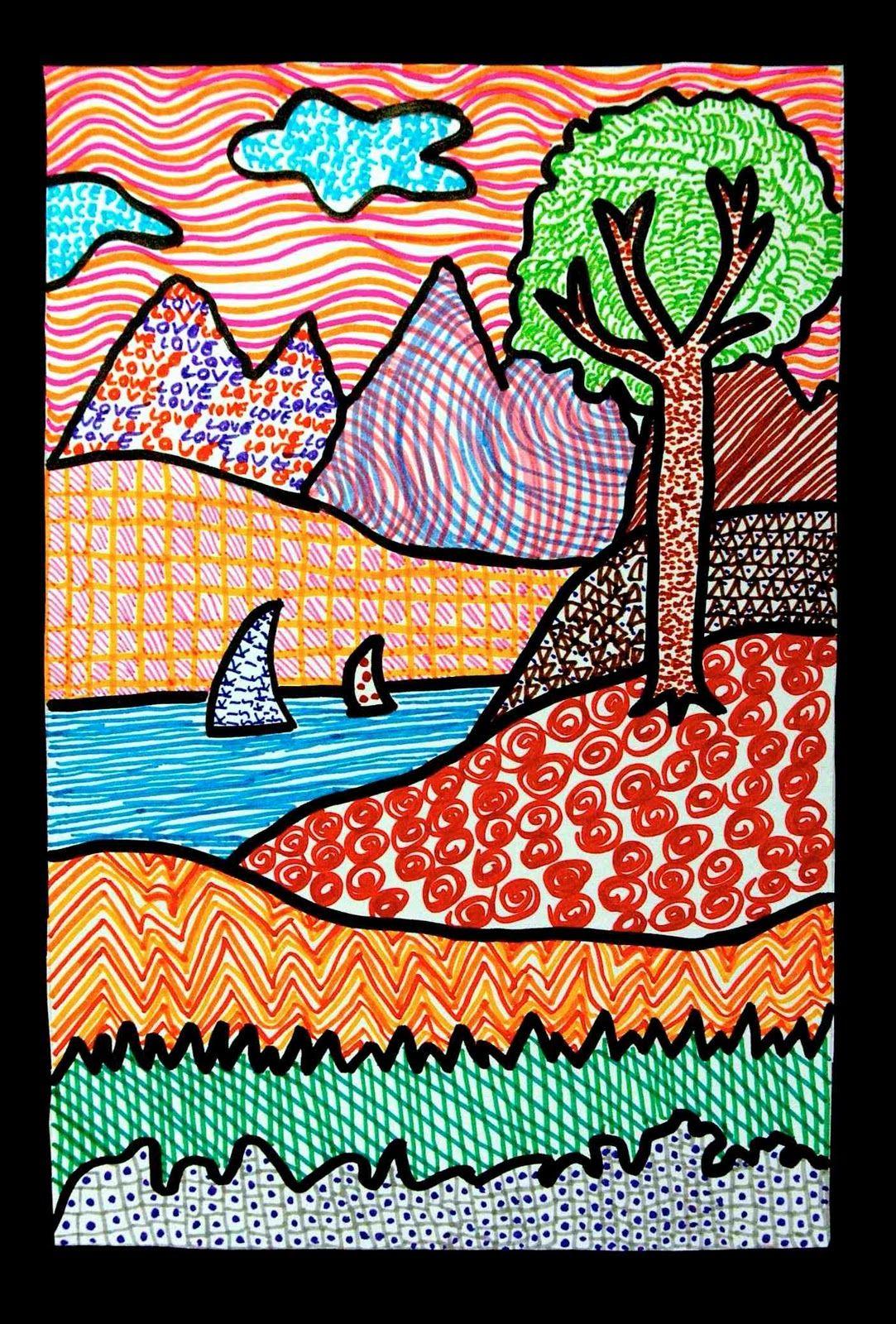 Arteascuola Landscapes Of Texture