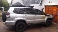 Front Runner Slimline2 Prado 120 roof rack | Bedfordview ...