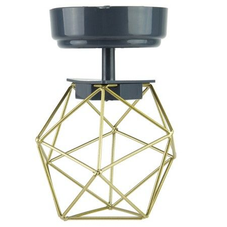 Locker Style Accessories Chandelier Magnetic Silver Target I