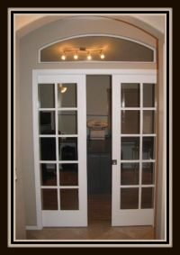pocket doors | Interior French & Pocket Door Installation ...