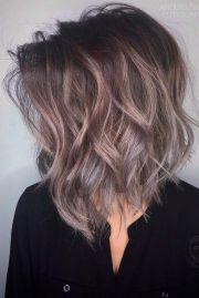 wavy hairstyles medium length