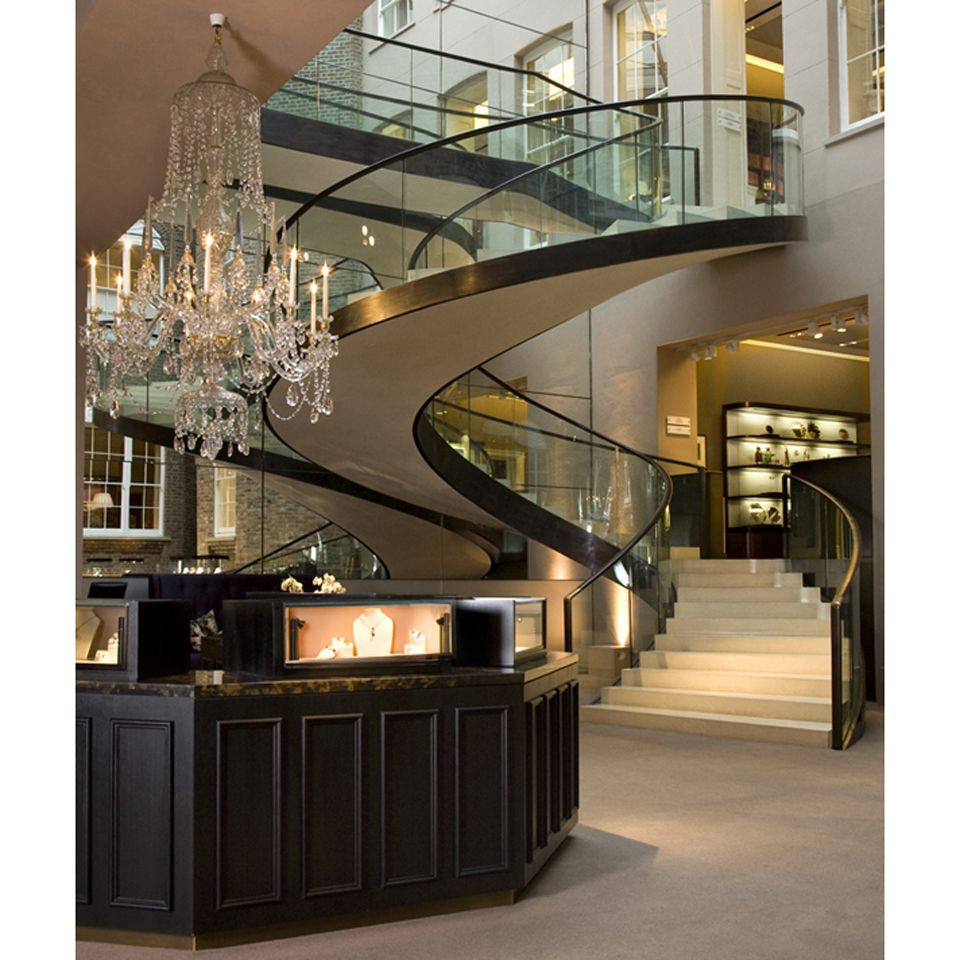 "Upscale Decor Asprey Luxury Home Decor"" More Like A B&B Or Hotel"
