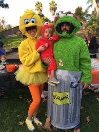 Family Halloween Costumes | Sesame Street | Big Bird ...