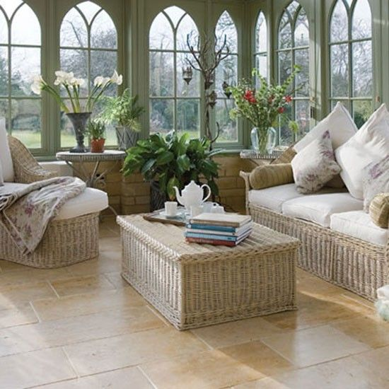 Conservatory Ideas Designs And Inspiration Gardens Furniture