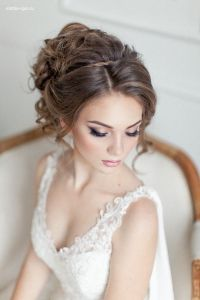 26 Fabulous Wedding Bridal Hairstyles for Long Hair ...