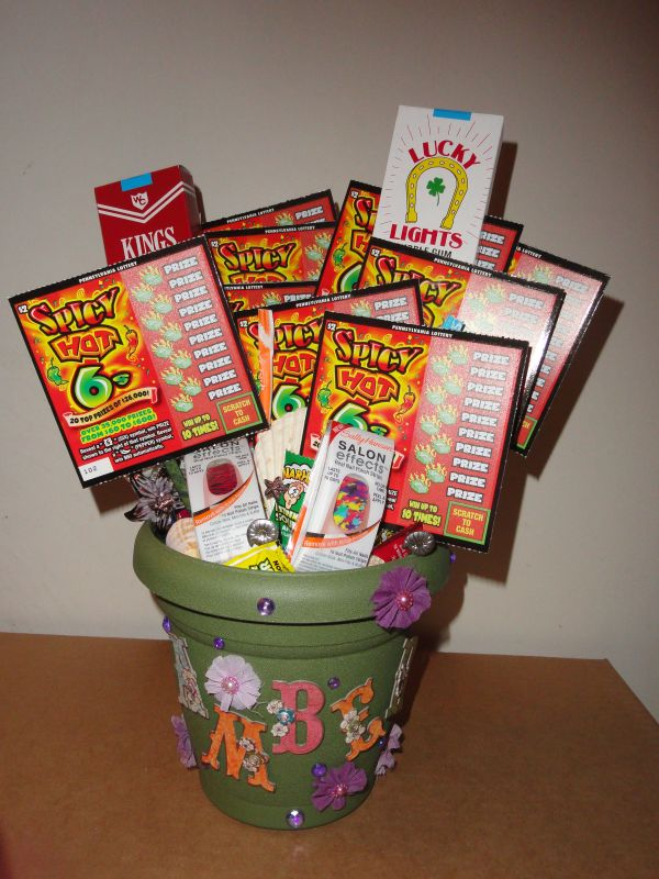 18th Birthday Gift Basket Ideas