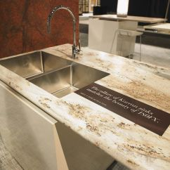 Pictures Of Laminate Kitchen Countertops Whitewashed Cabinets Tbt To Kbis 2014 Remember Our Formica In Bloom Booth