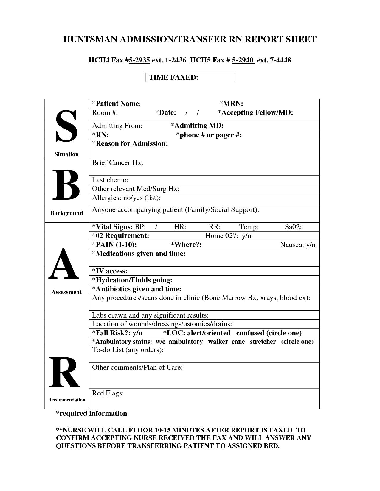 Med Surg Nursing Assessment