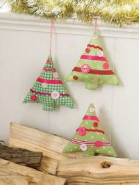 Christmas Tree Decorations Sewing Pattern Download ...