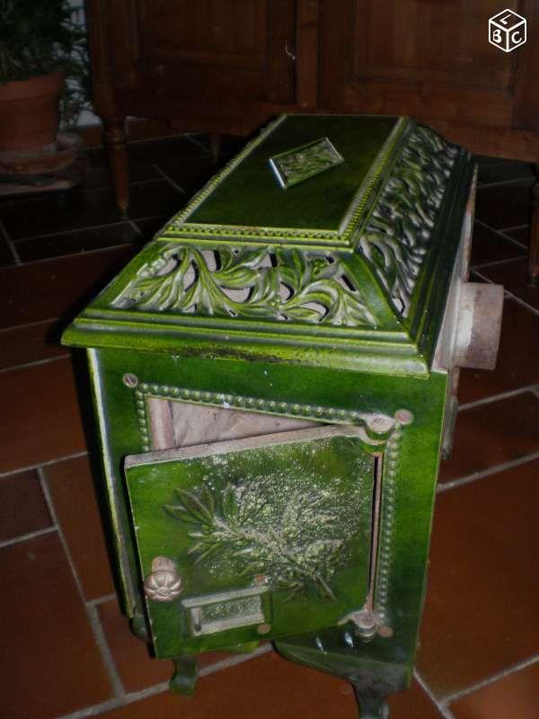 Ancien Poele A Bois Mirus Electromenager Bouches Du Rhone Leboncoin Fr