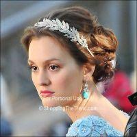 Blair Waldorf Wedding Hair Updo | Hair