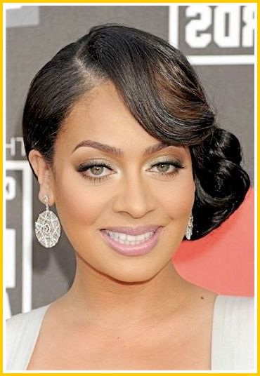 25 Updo Hairstyles For Black Women 25! Updo And Wedding!