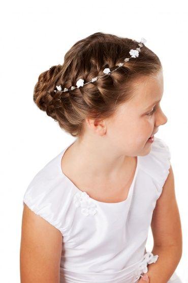 Tolle Frisur Erstkommunion Pinterest Mehr Ideen Zu Tolle