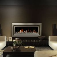 ESCEA IB1100 Series High Output Indoor Gas Fireplace ...