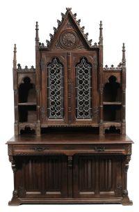 Antique Gothic Furniture | Antique Furniture