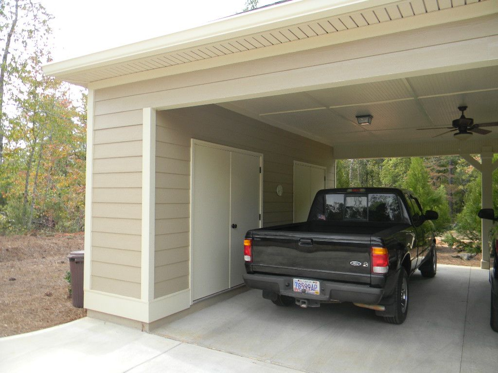 Outside Storage Shed Plans
