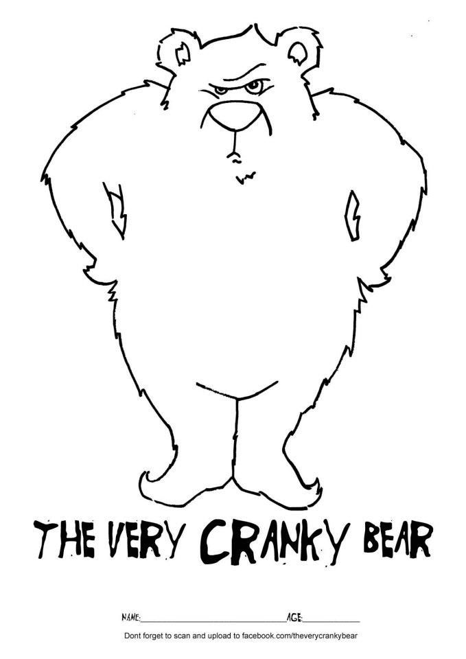 For OTES I am going to do a unit on THE VERY CRANKY BEAR