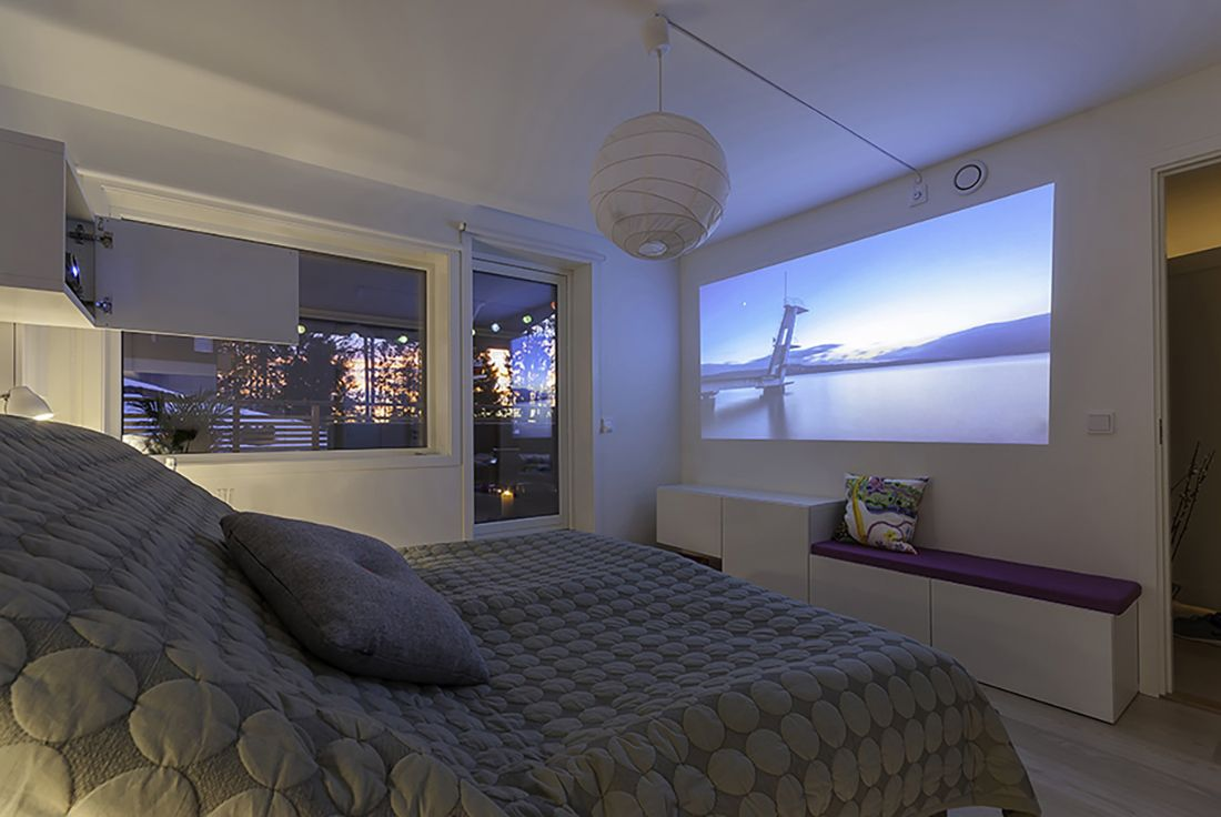 The 25 best Projector in bedroom ideas on Pinterest