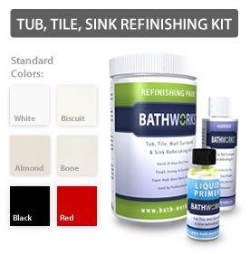 DIY Bathtub Refinishing Kits DIY Pinterest More Best