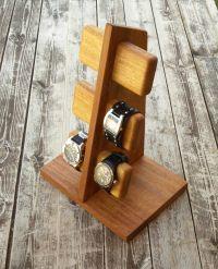 Modern, handmade Watch stand watch display watch holder ...