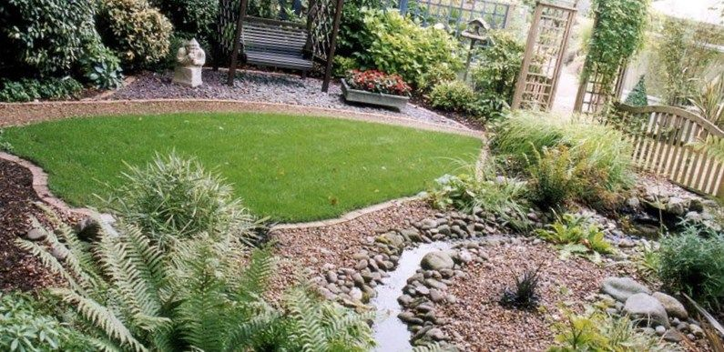 Small Garden Landscaping Gardening Ideas For Children Garden