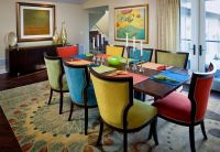 colorful dining chairs | dining room | Pinterest | Dining ...