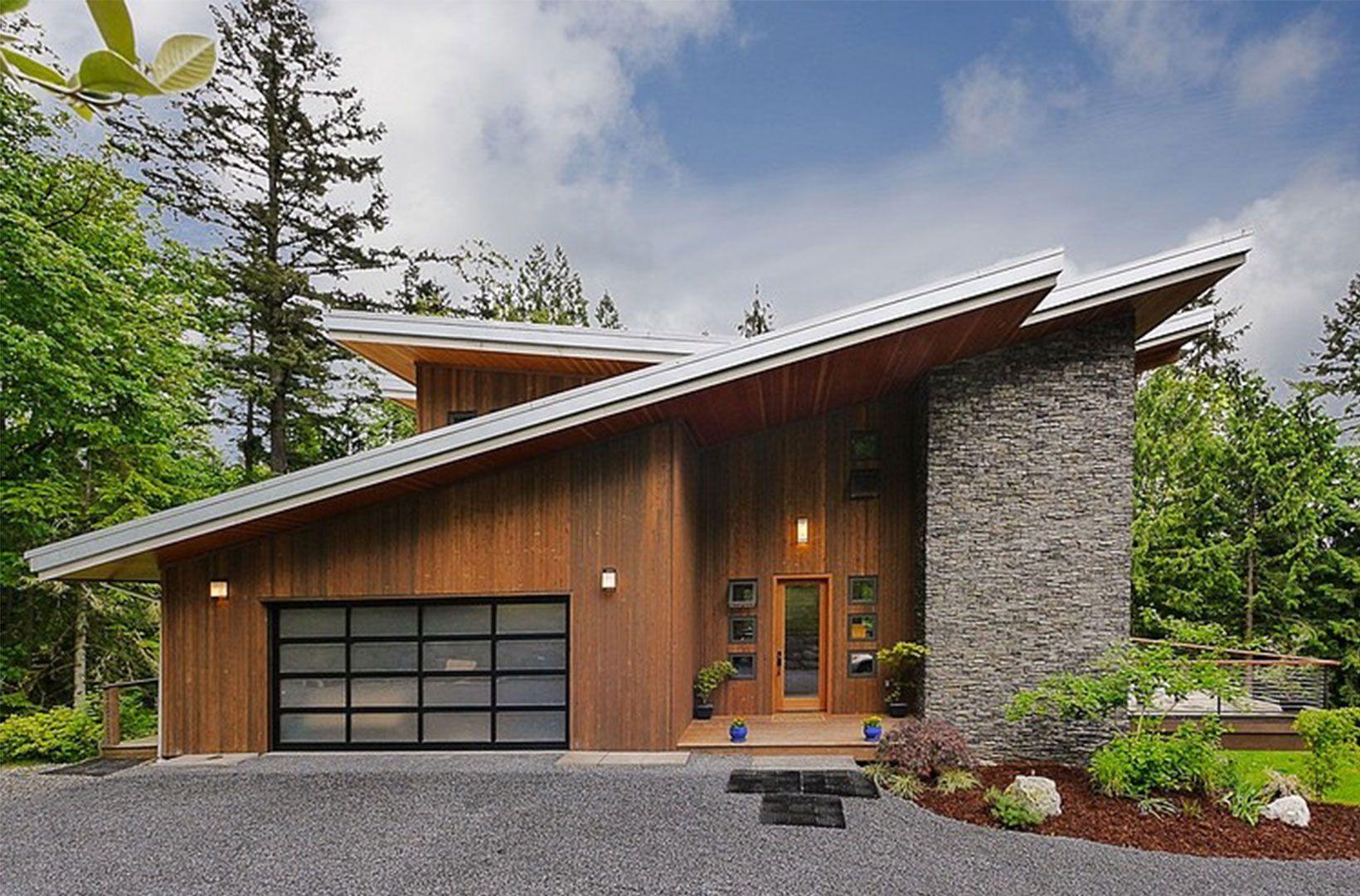 Smart Cottage House Design Interior Exterior Pinterest