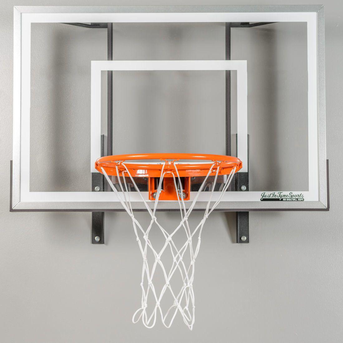 justintymesports - mini pro ultimate basketball hoop set, $289.99