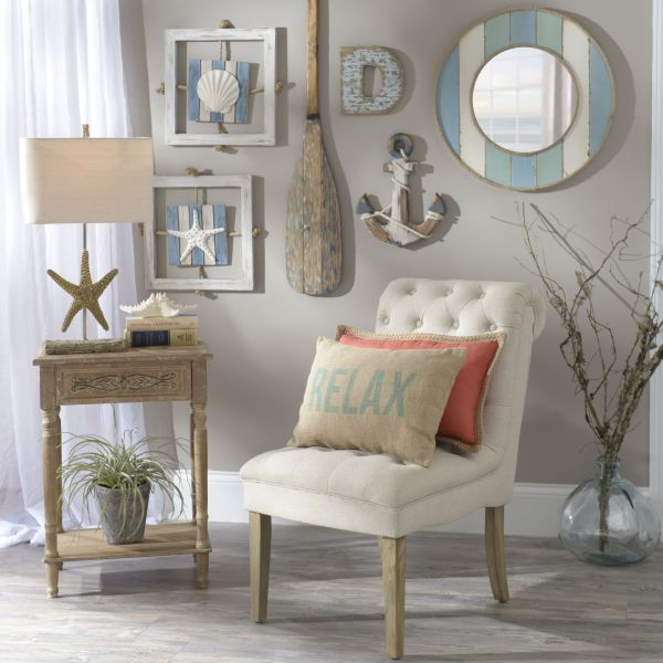 Decorate Home With Love Of Ocean Shells