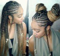 Alicia Keys inspired braids | Twist | Pinterest | Alicia ...