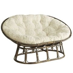 Double Papasan Chair Frame And Cushion Arm Covers At Dunelm $400 -- Don't Let The Listed Prices Fool You, Base Plus Bowl Pad ...