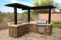 A Sensational Built In Grill - Phoenix, Arizonaok - a bit ...