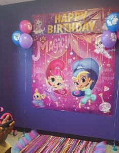 best images about shimmer and shine th birthday ideas on pinterest jasmine flora teddy bears  picnic also rh