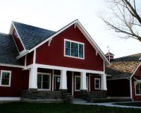 Red House Design, Pictures, Remodel, Decor and Ideas ...