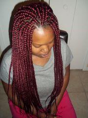 box braids plaits micro