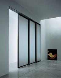 Contemporary Glass Closet Doors | Closet Design ...
