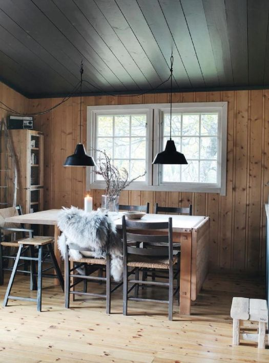 Painting Log Home Interior Google Search