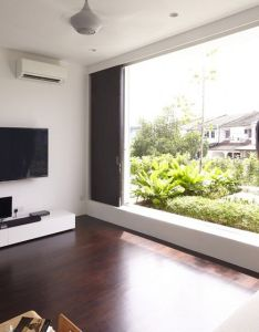 Inward looking ittka house offers respite from malaysian heat also rh za pinterest