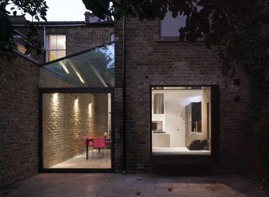 Patrick Michell For Platform 5 Architects Mapledene Road House