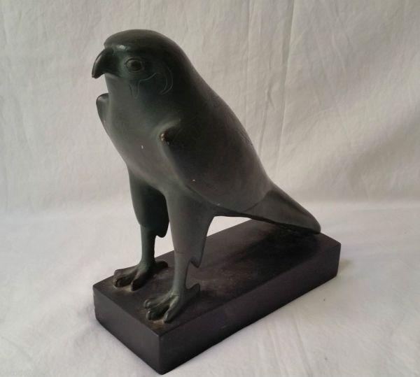 1955 Horus Falcon Alva Museum Replicas Louvre Paris