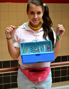 Deb from napoleon dynamite halloween diy also rh gr pinterest