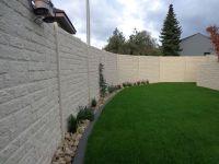 #Zaunteam #Sichtschutz #Beton | Sicht- & Lrmschutz ...