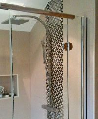 mosaic shower - Google Search | Bathroom | Pinterest | Mosaics