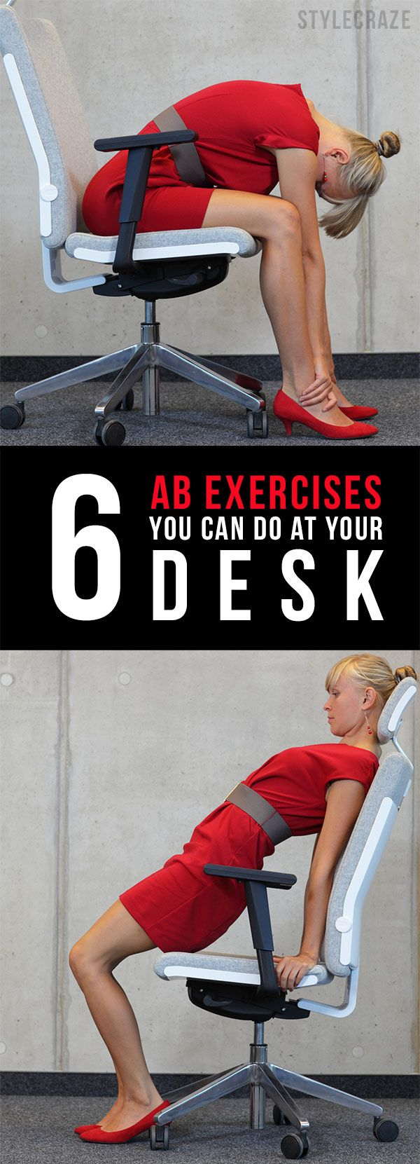 16 Simple Exercises To Reduce Belly Fat  Easy abs