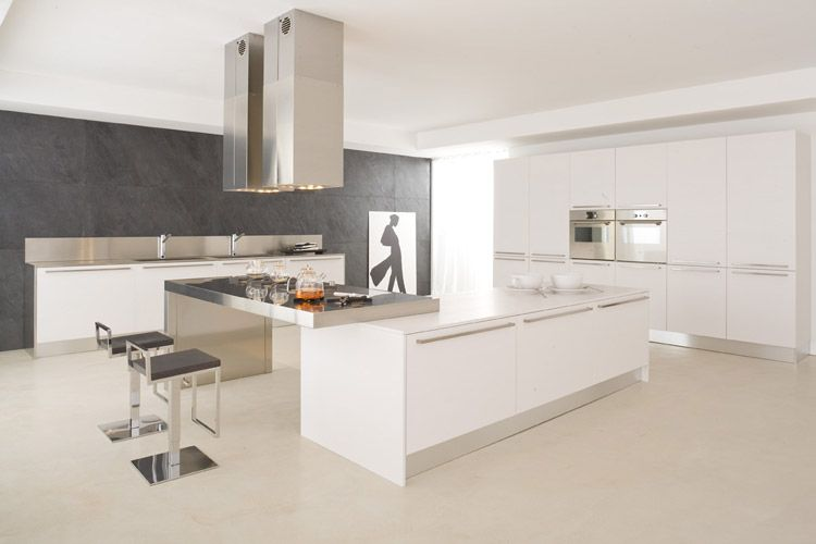 Modele Cuisine Design Italien Cuisiniste Paris