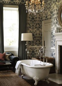 English Country House Bathroom