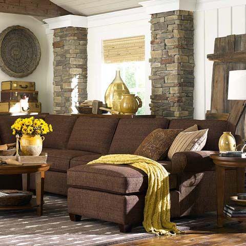Living rooms also new grey trend is showing ocolate brown instead of orangey rh pinterest