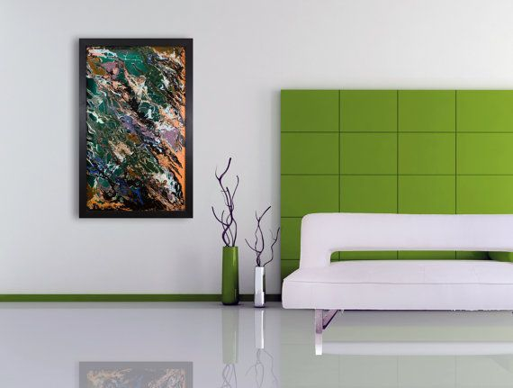 Large abstract wall art contemporary modern glass unique clocks for the bedroom kitchen home or office on etsy handmade by pinterest also rh