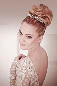 The 30 Best Wedding Bun Hairstyles | Wedding bun ...